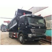 Bel Trading & Consulting Ltd поставляет грузовую технику HOWO